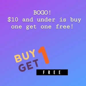 Buy One Get One!